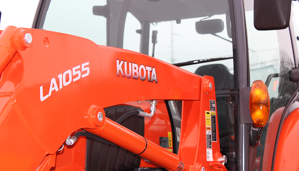 Click here to learn more about our Kubota products.