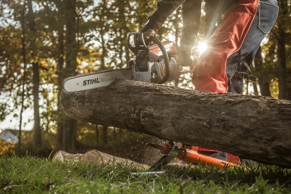 The Stihl MS 250