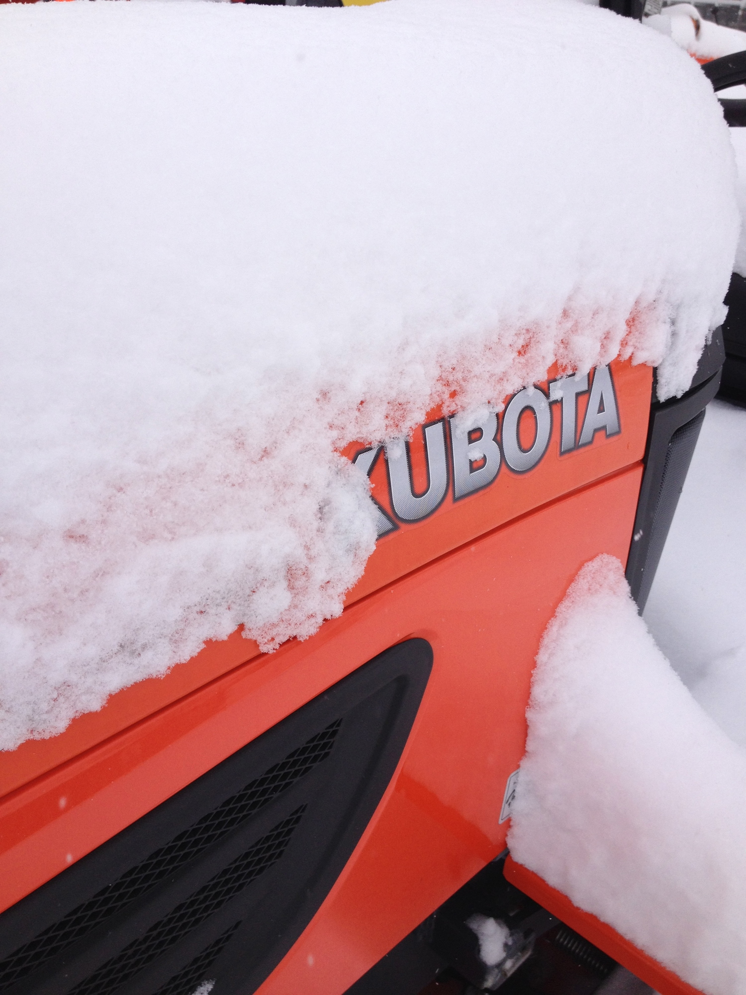 Tips for starting your Kubota Tractor in Cold Weather — Humphreys