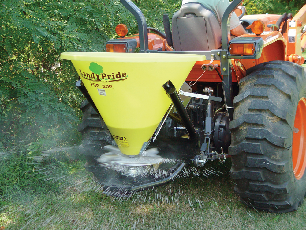 Tractor Seed Spreader Parts : Land pride implements — humphreys outdoor power