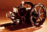 One of the first Kubota Engines