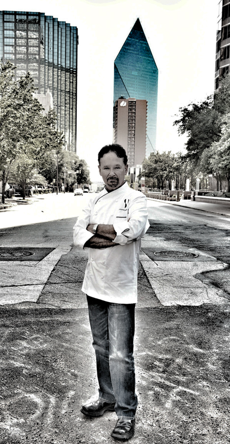 Stephan Pyles - Chef, cookbook author, philanthropist