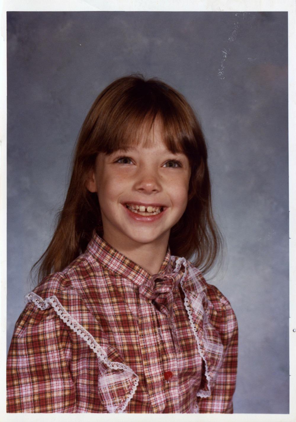 Me, Second Grade