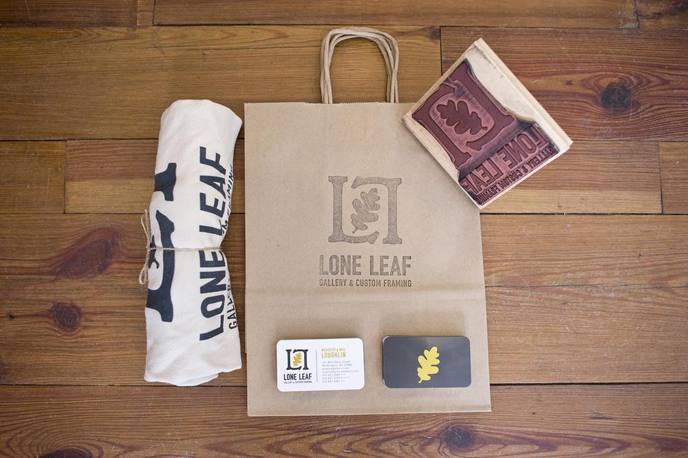 BRANDING | Lone Leaf