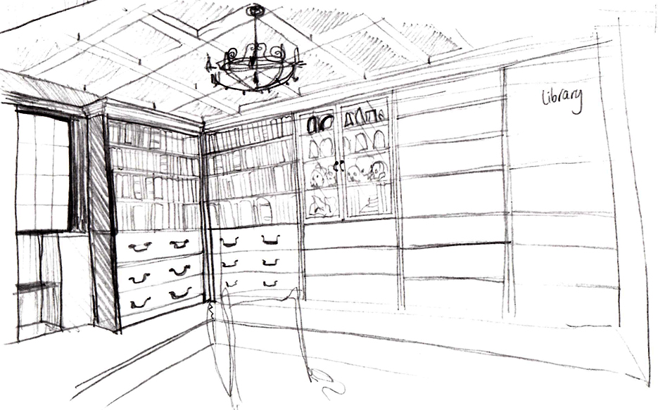 The Villains' Bureau: Designs