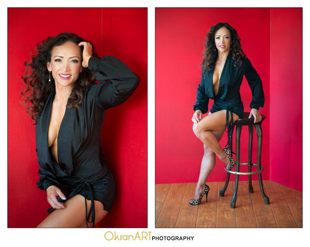 OksanART glamour photography