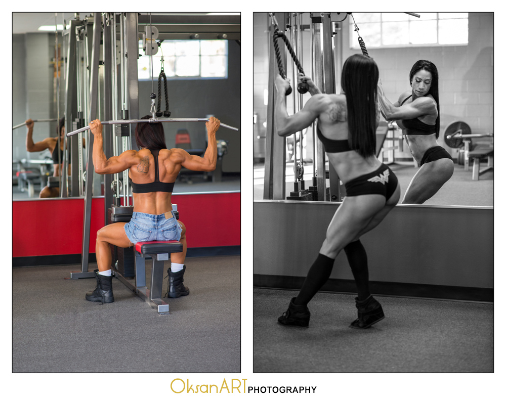 OksanART Fitness Photography Island Empire San Dimas