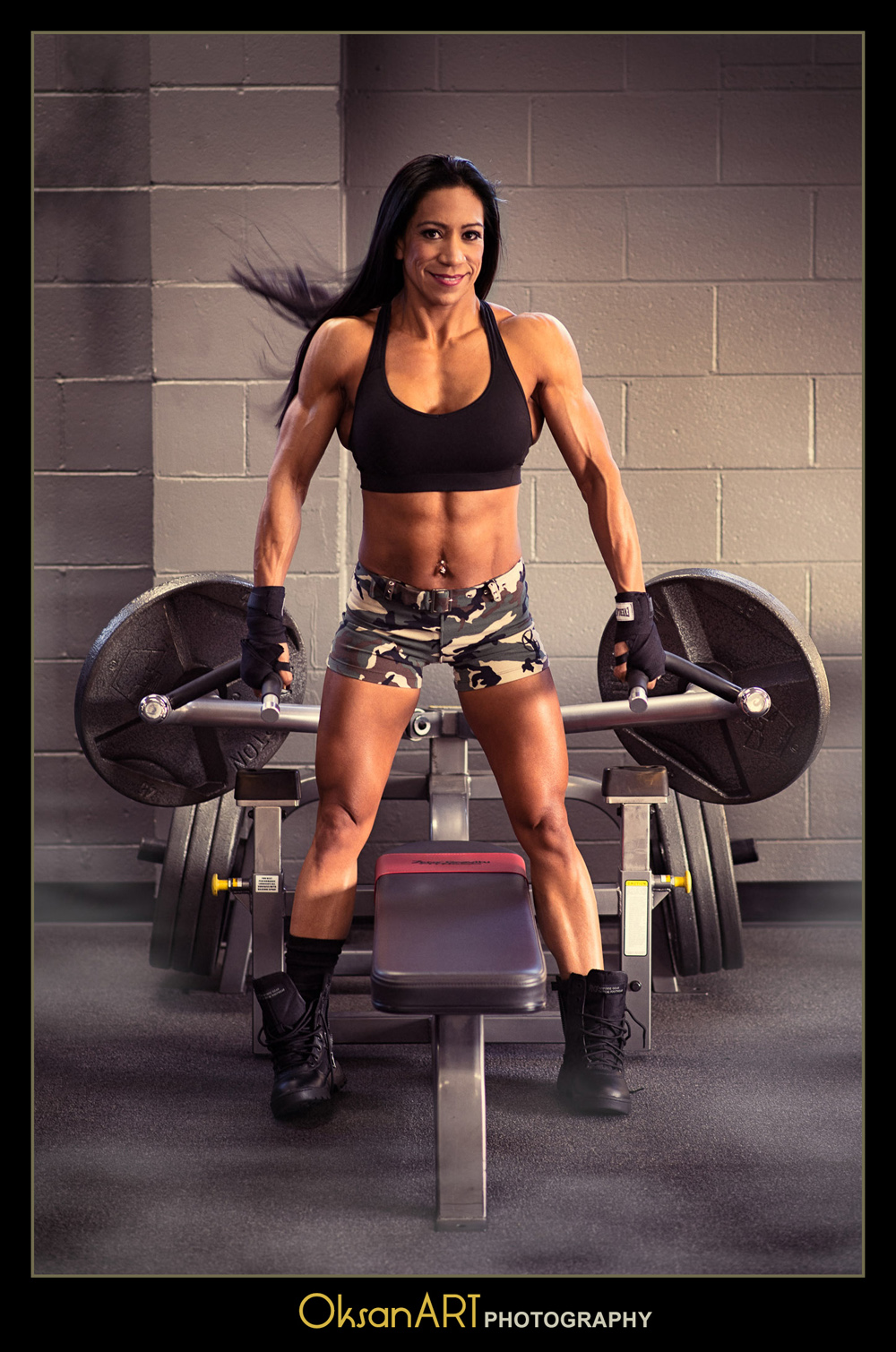 Fitness Photography Island Empire Rancho Cucamonga