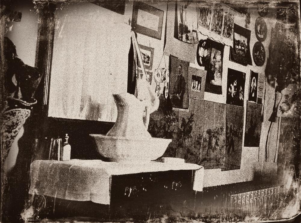 The William Harris Room circa 1909