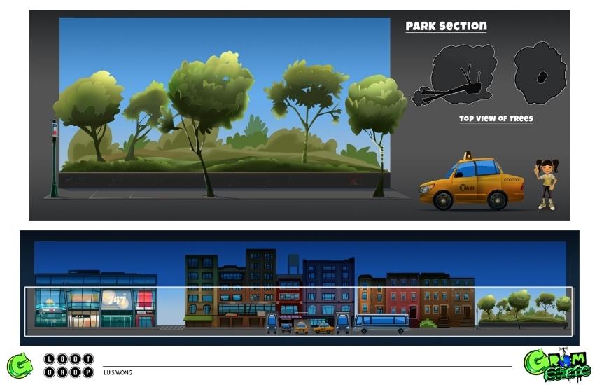 City Park Segment