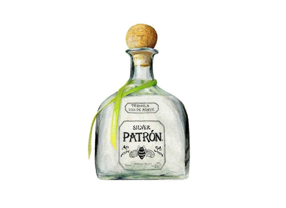 Tequila Illustration