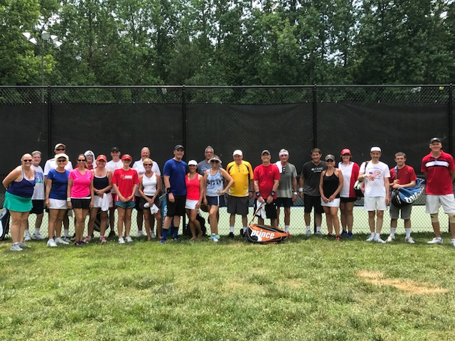 Thanks to everyone who came out for the Annual July 4 Round Robin.  What a great time!!