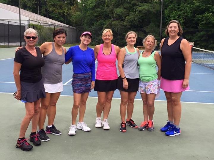Raintree Ladies Suburban C Team