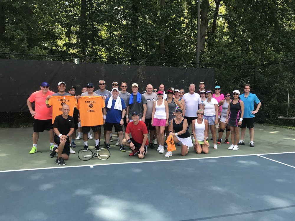 Labor Day 2018 Round Robin