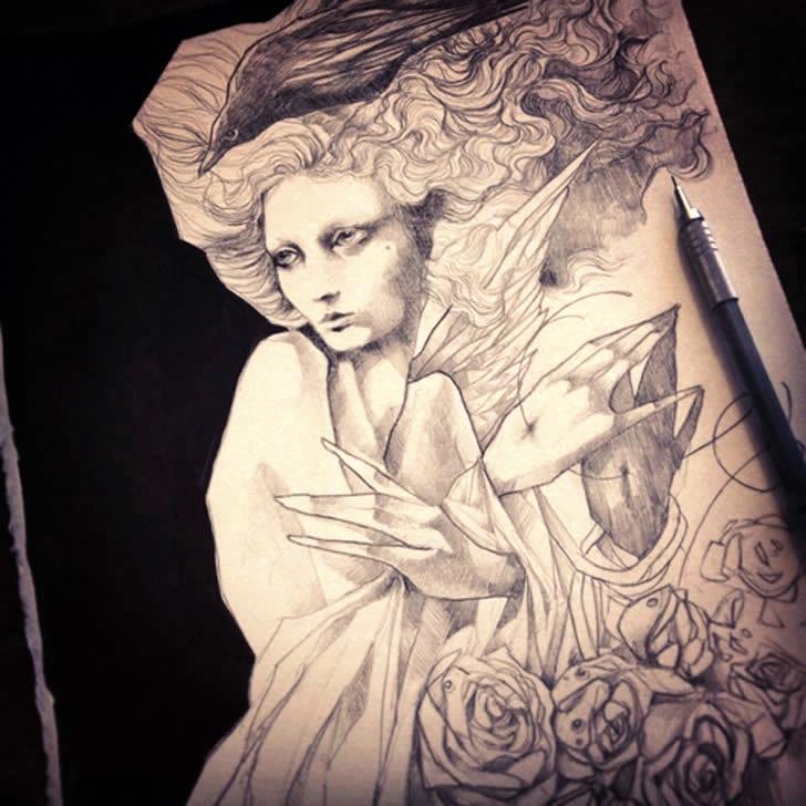 Sketch by Craww