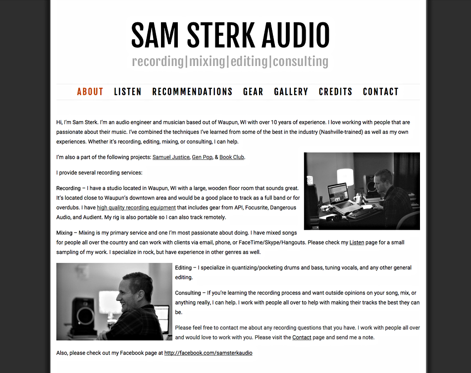 Sam Sterk