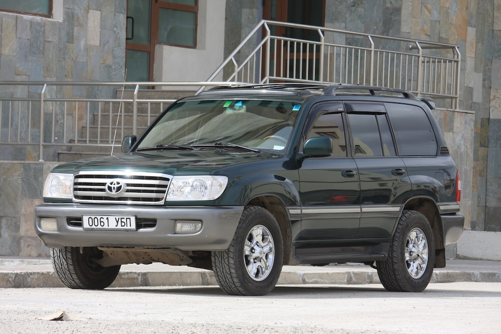 Explore Mongolia on your own with our fleet of Toyota Land Cruisers used both for expeditions and outback trips.