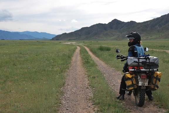 """My trip through Mongolia was an incredible journey. I had always dreamed of adventuring around a remote, wild and rugged, beautiful place. Drive Mongolia helped me realize this adventure with an excellent bike (Yamaha XT250) and great service."""