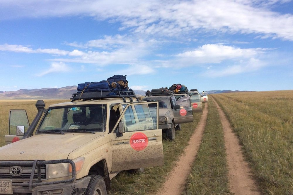 SUV/ 4WD Rentals - Explore Mongolia on your own with our fleet of Toyota Land Cruisers used both for expeditions and outback trips. Vehicle type: Toyota Land Cruiser 100, Toyota Land Cruiser 70 series and Nissan Patrol.