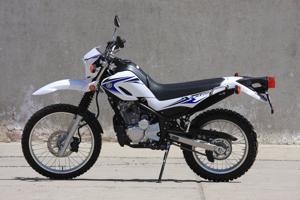 YAMAHA XT250 - See Mongolia's Beauty in an Exciting, Fun and Adventurous way!