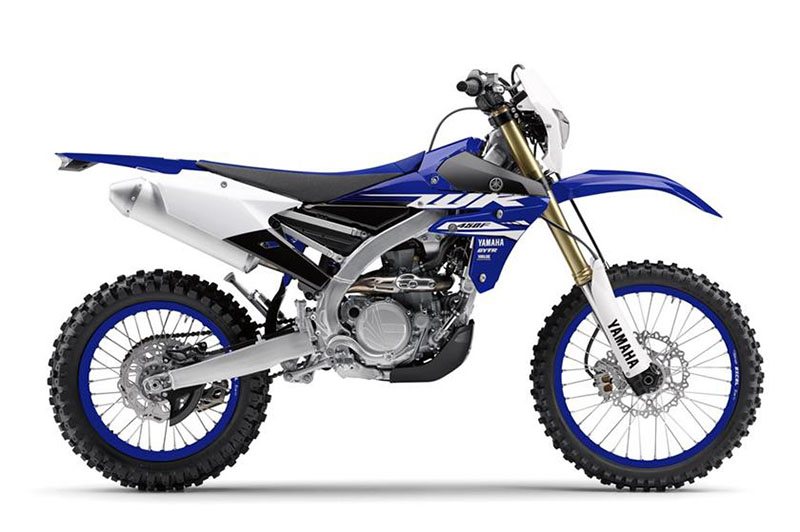 Yamaha WR450 - See Mongolia's Beauty in an Exciting, Fun and Adventurous way!