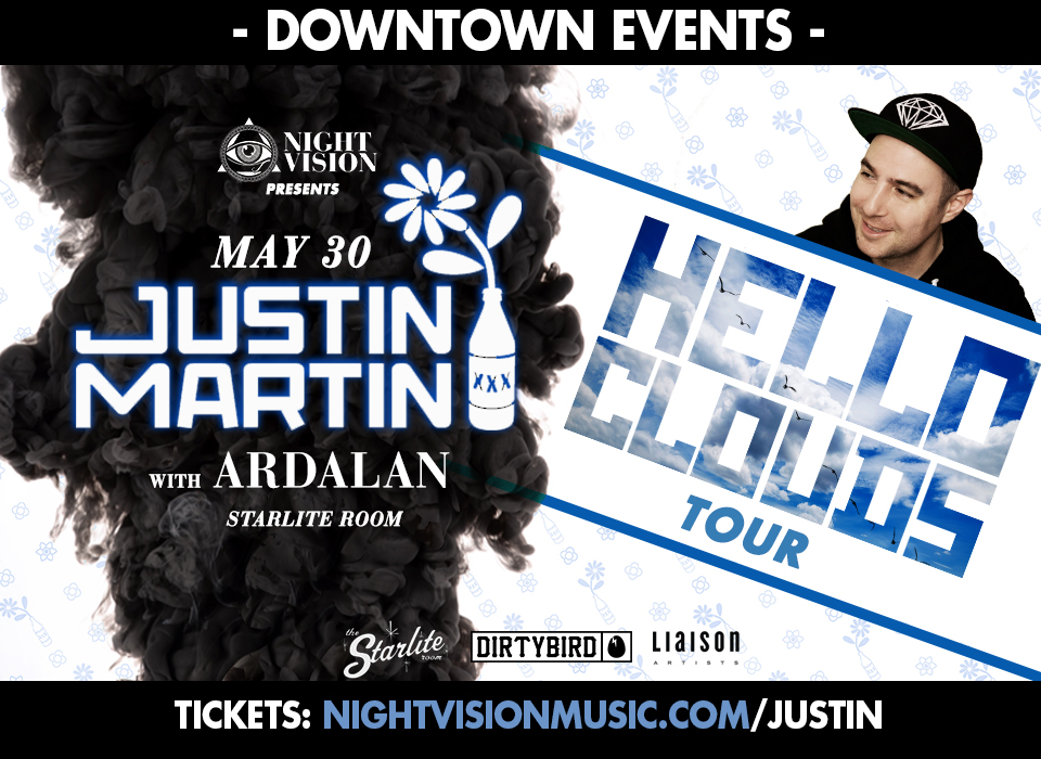 Justin Martin Edmonton May 30