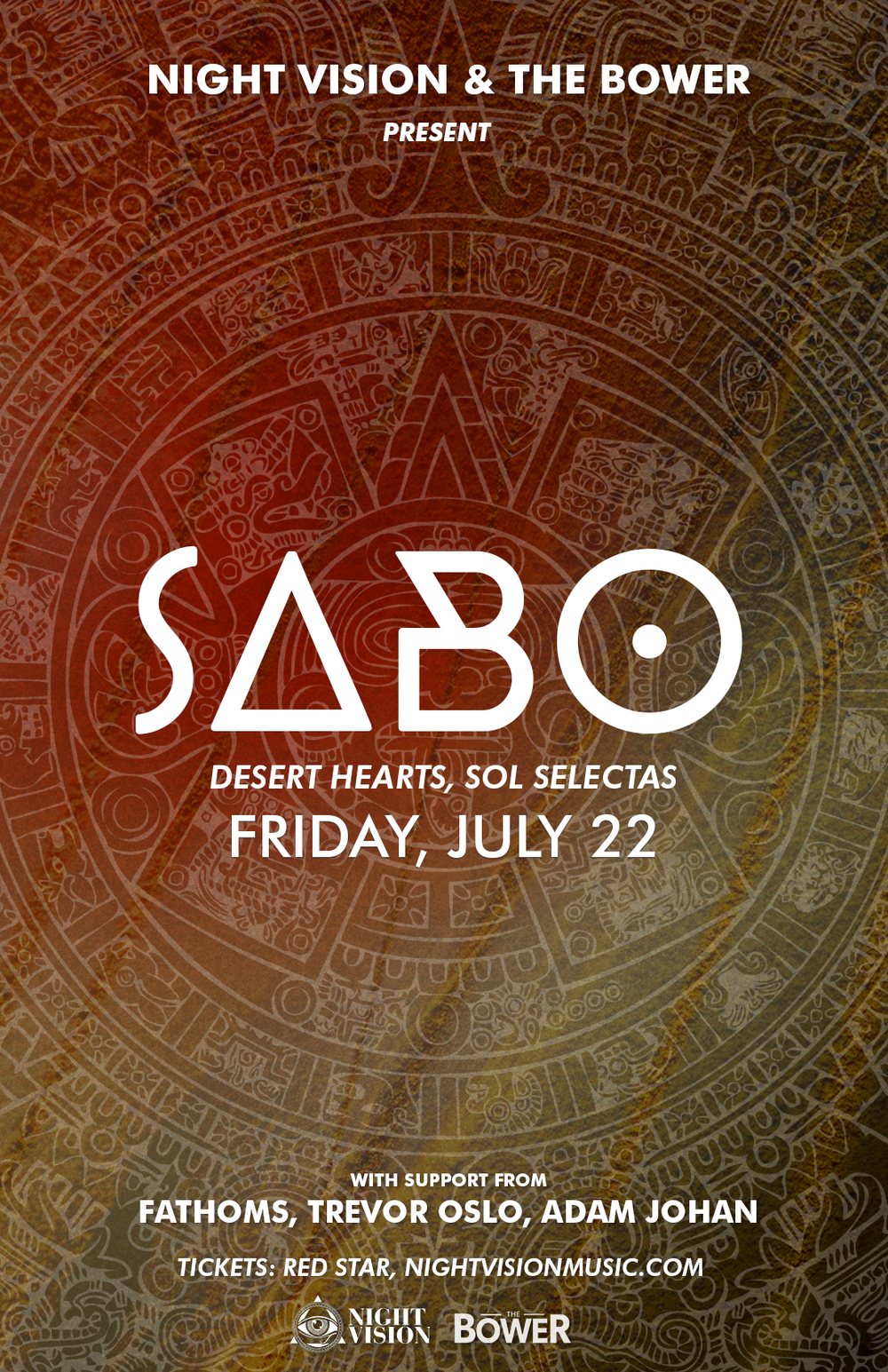 DJ Sabo July 22, The Bower
