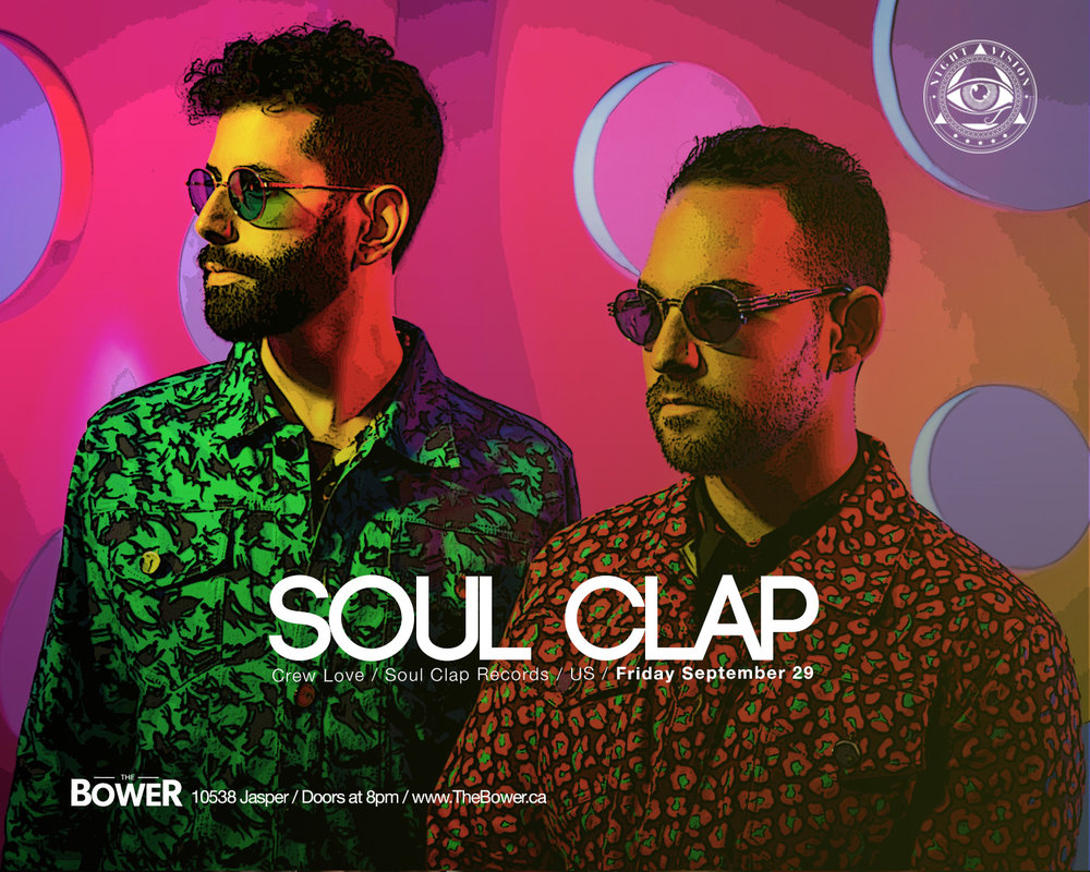 Soul Clap at the Bower
