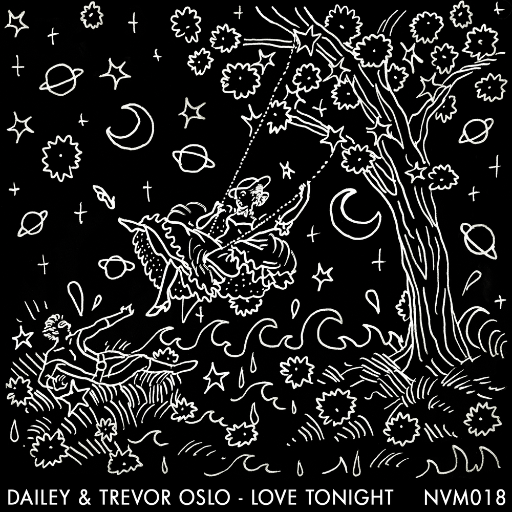 Dailey & Trevor Oslo - Love Tonight EP