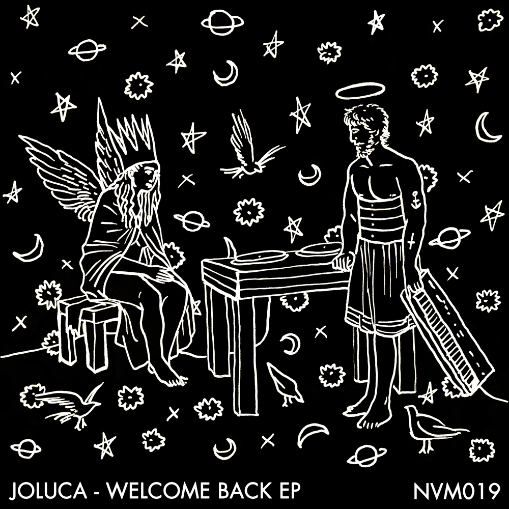 Joluca - Welcome Back EP
