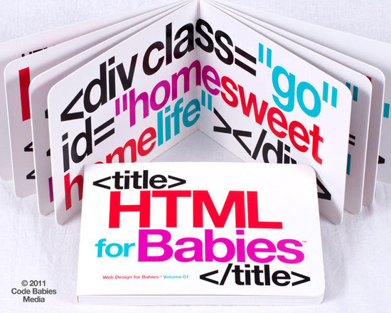 HTML for Babies Card set