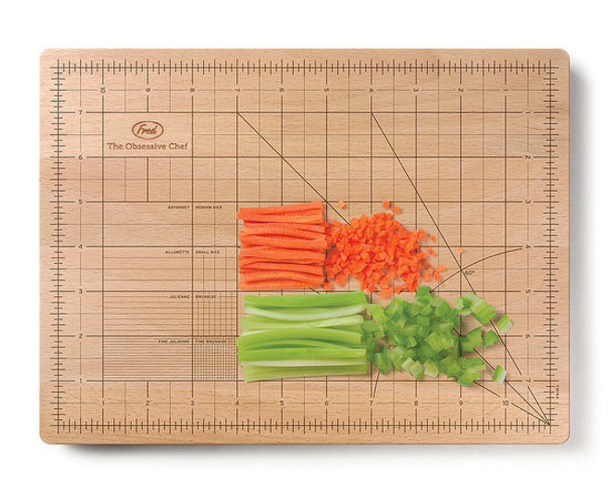 Mathematician's Cutting Board