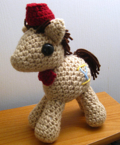 Doctor Whooves Plush Doll