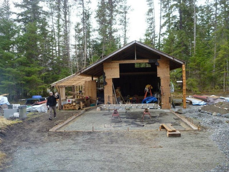 The Outpost: Under Construction