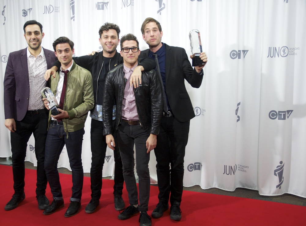 The Arkells - Group of the Year