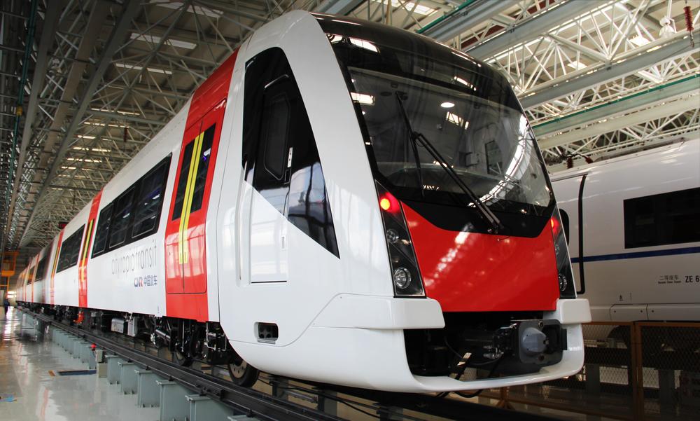 CRC High-Speed Metro