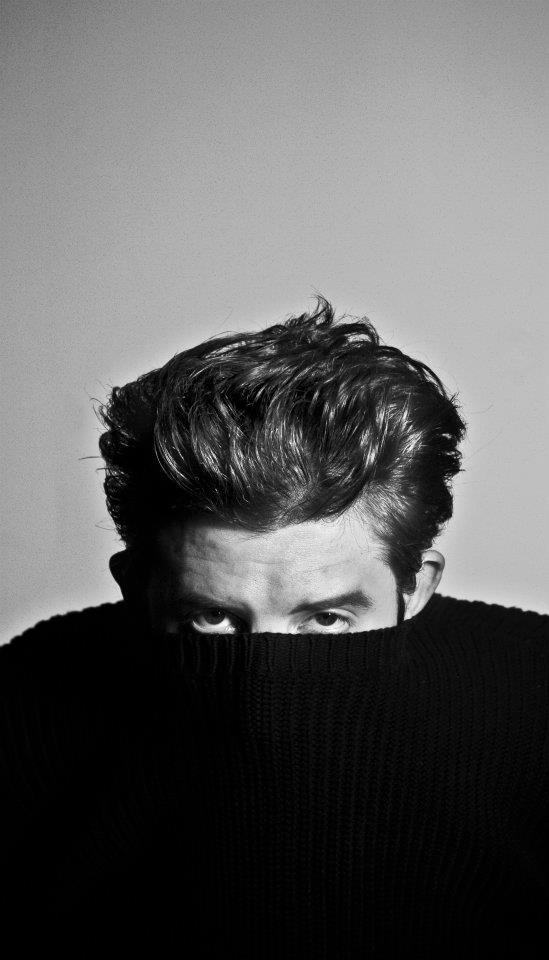 James Dean's 'Sweater Series' Recreation  Photo: Mike Drobinski