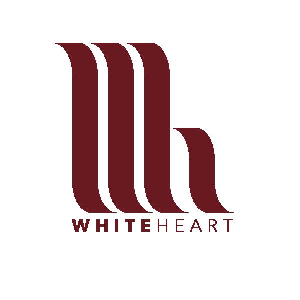 White Heart Logo