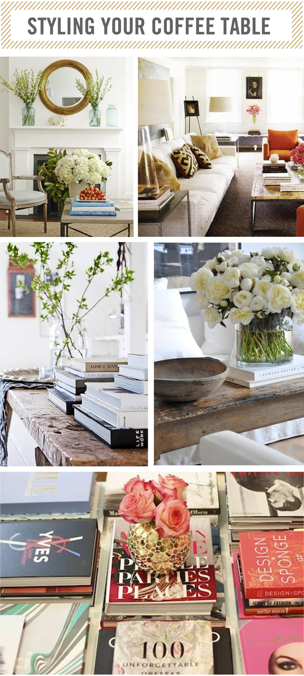 The Best Coffee Table Books — West Coast Capri