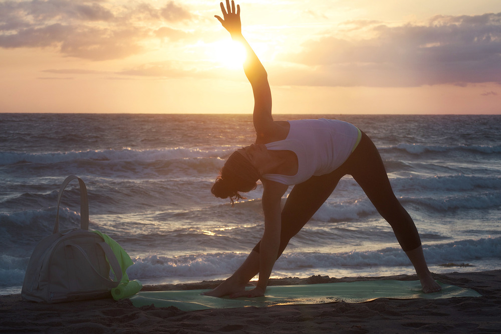 lululemon beach yoga