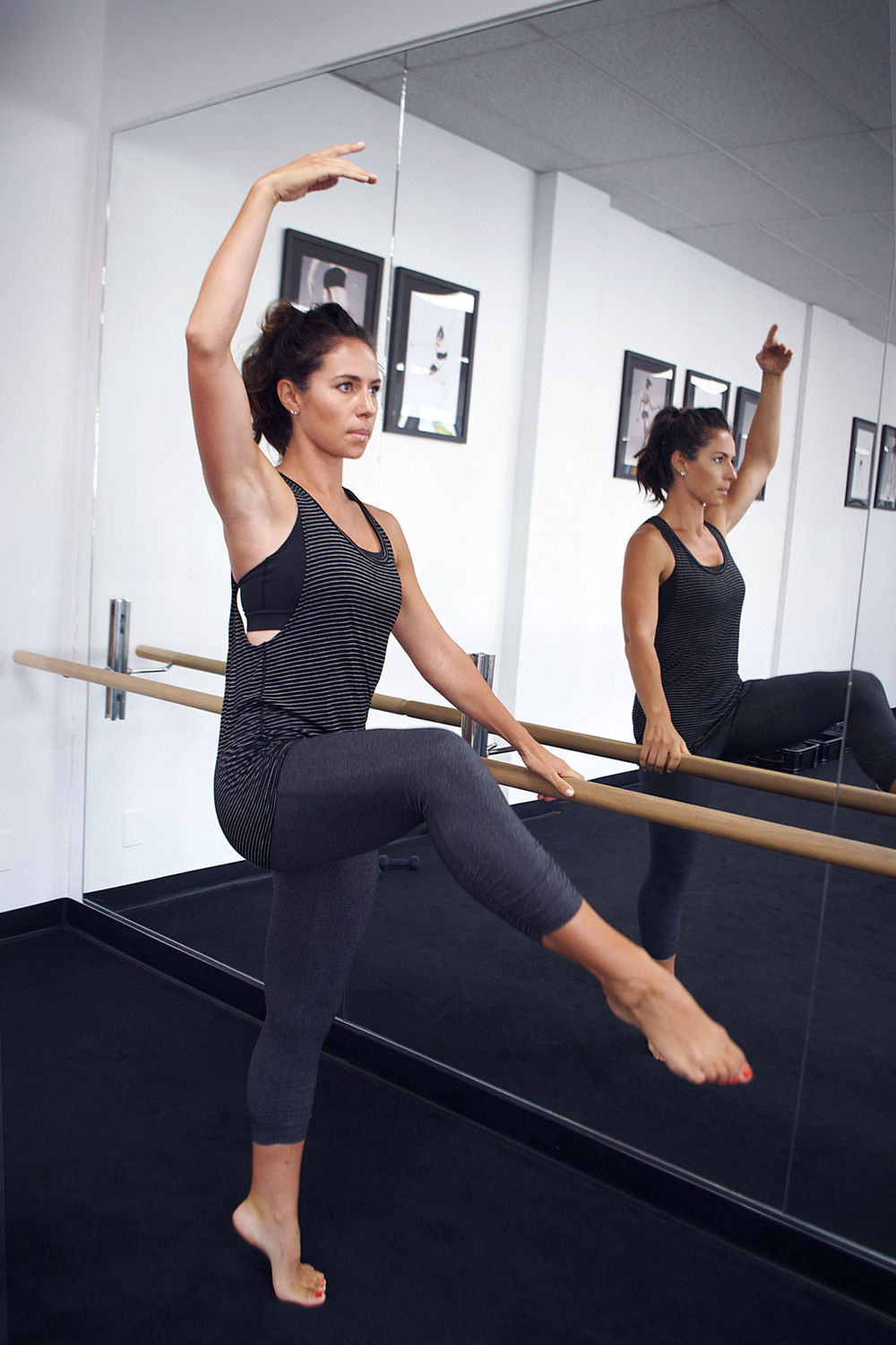 Barre Cardio Cardio Barre Workout