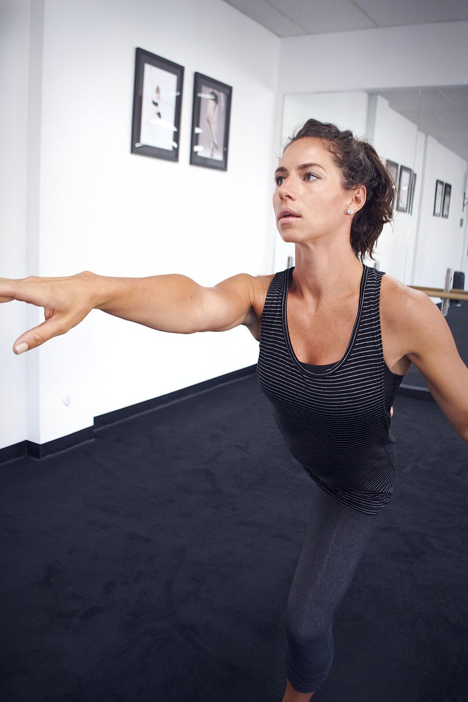 cardio barre technique