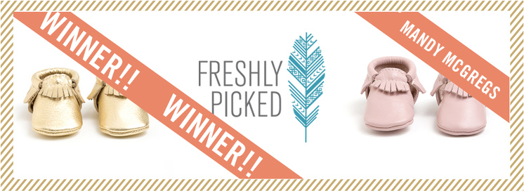 freshly picked giveaway winner