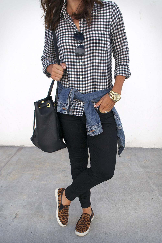 leopard sneaker trend