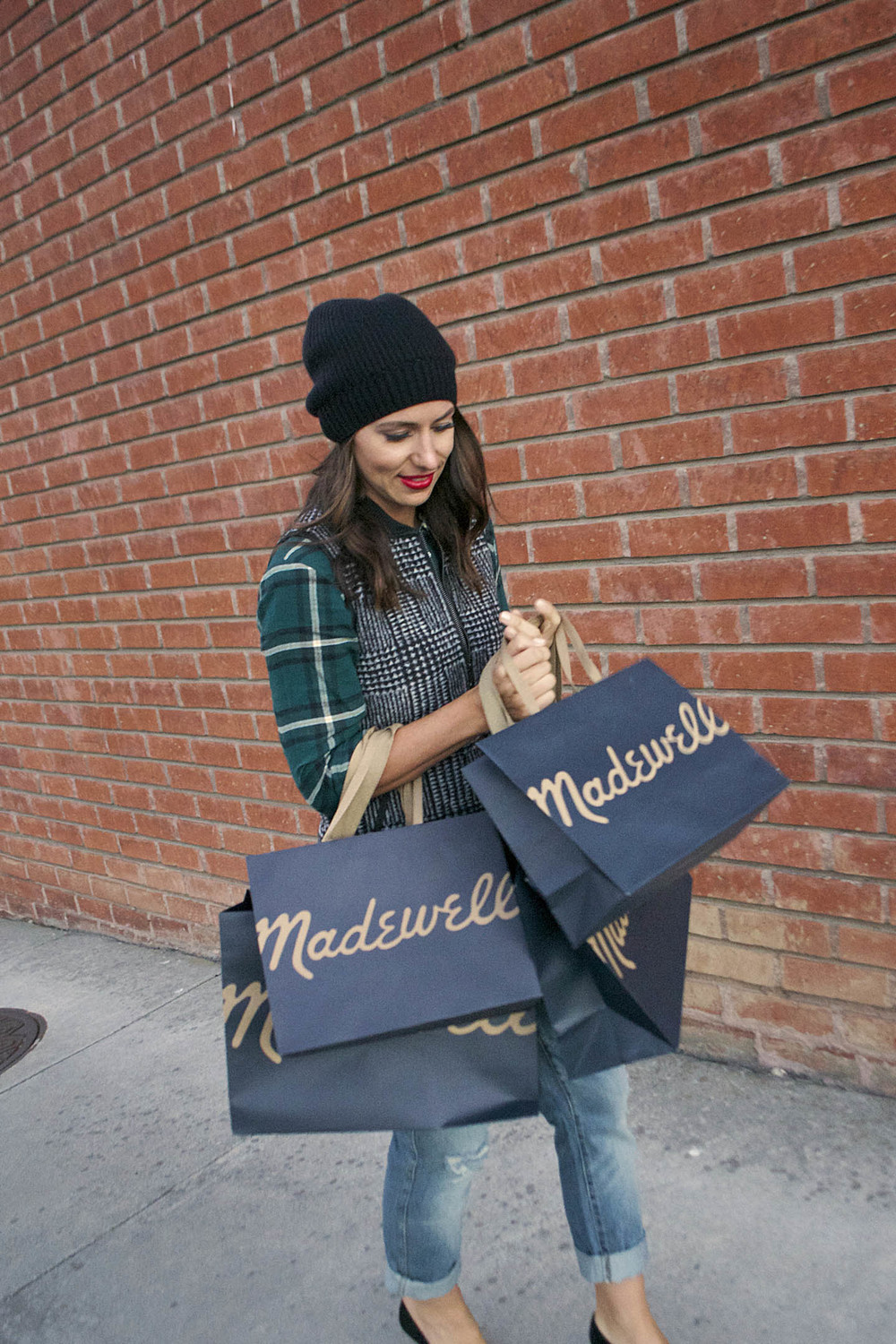 Madewell fall fashion