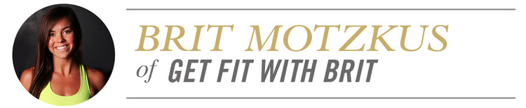 Get Fit With Brit Guest Post