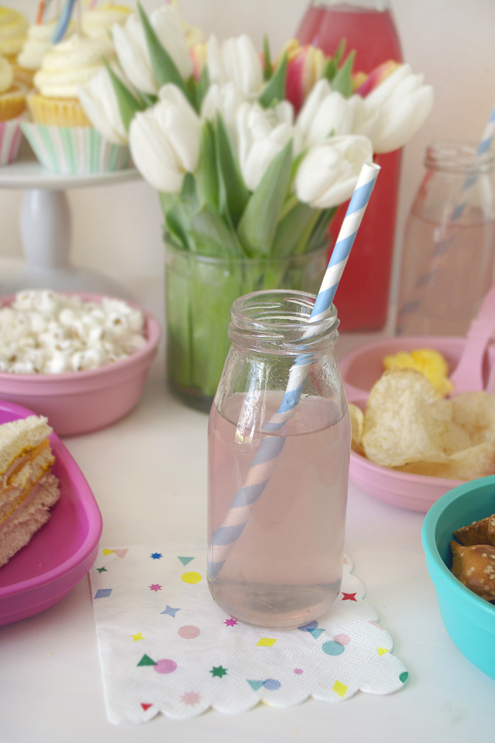 old fashioned milk bottles