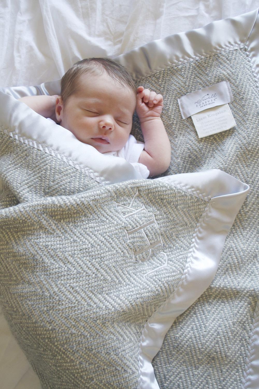 swell forever baby blanket
