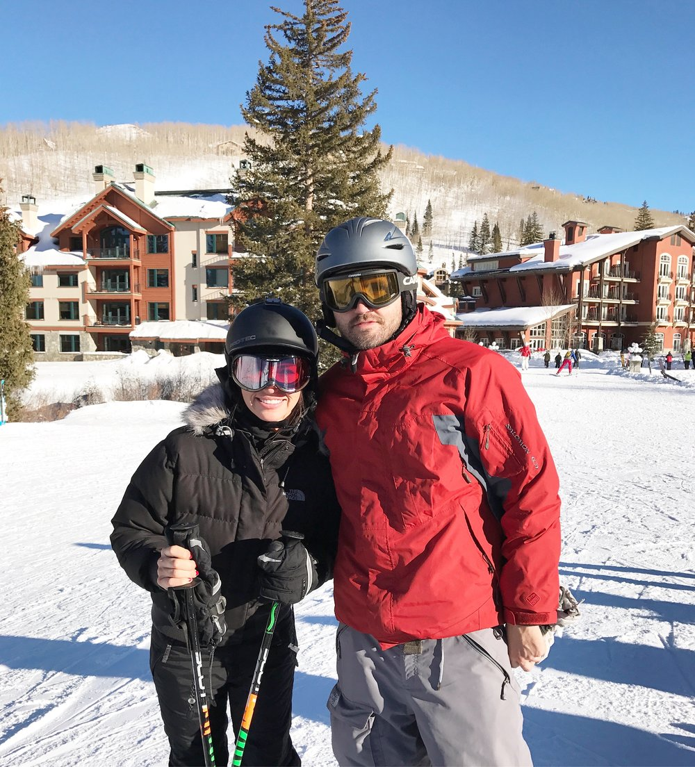 park city skiing