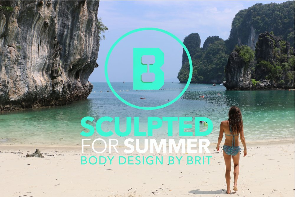 sculpted for summer weight loss program